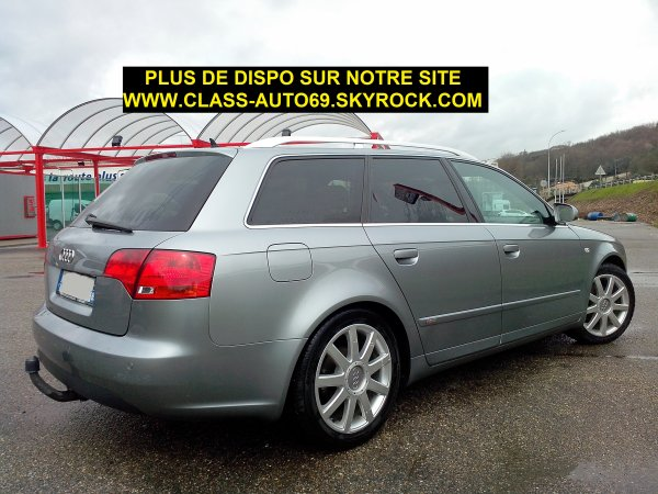 2005 audi a4 avant 2 7 tdi related infomation specifications weili automotive network. Black Bedroom Furniture Sets. Home Design Ideas